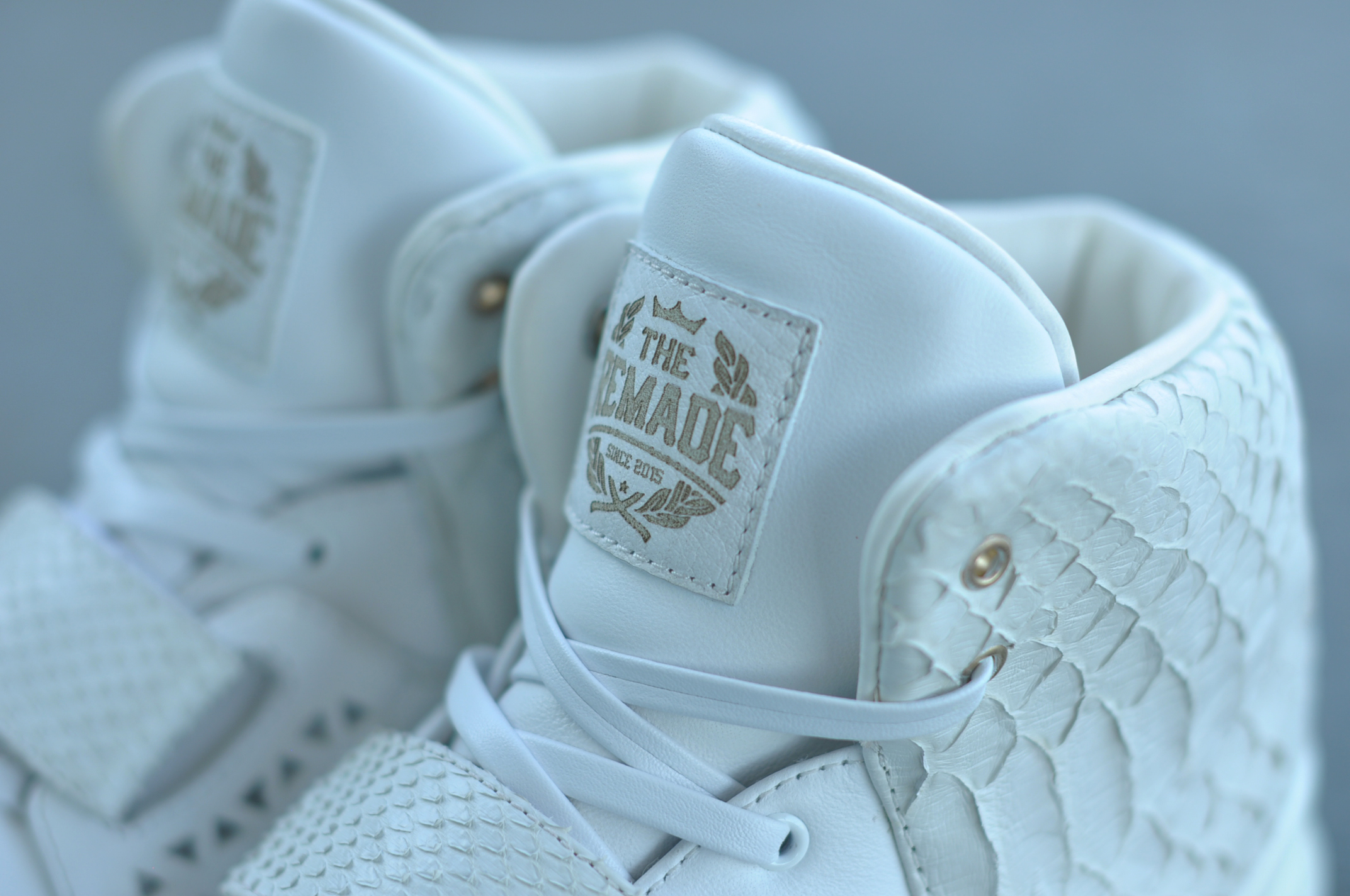 0a4e524dd2b34 Air Yeezy – Pure White – The Remade
